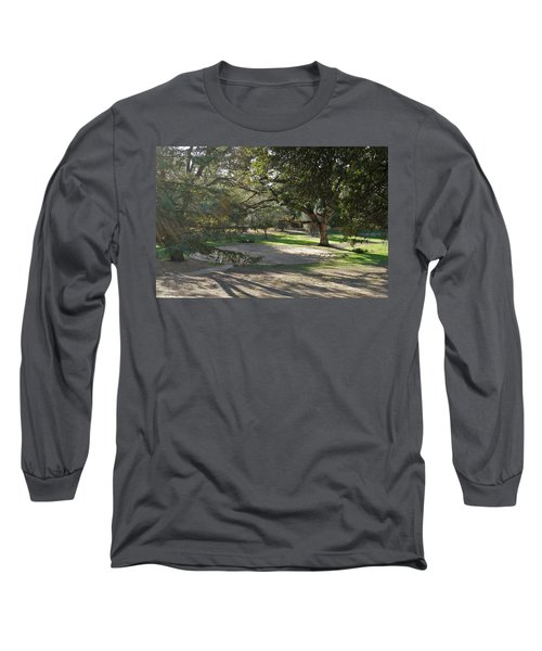 Labyrinth Retreat Long Sleeve T-Shirt