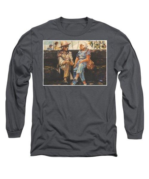 Ladies Of Washington Square Long Sleeve T-Shirt