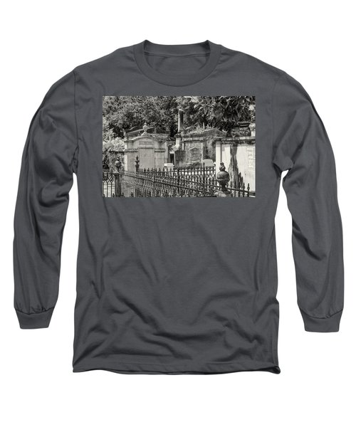 Lafayette Cemetery No. 1 Long Sleeve T-Shirt