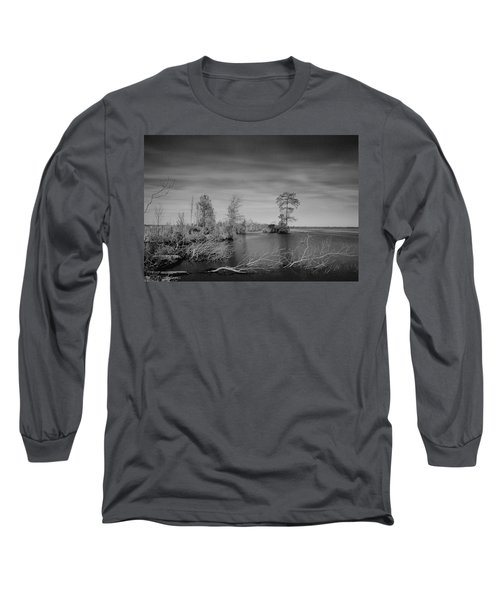 Lake Drummond Long Sleeve T-Shirt