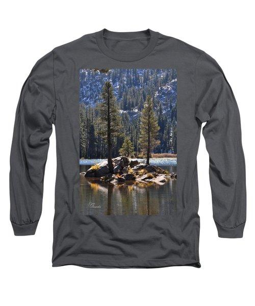 Lake Island Long Sleeve T-Shirt