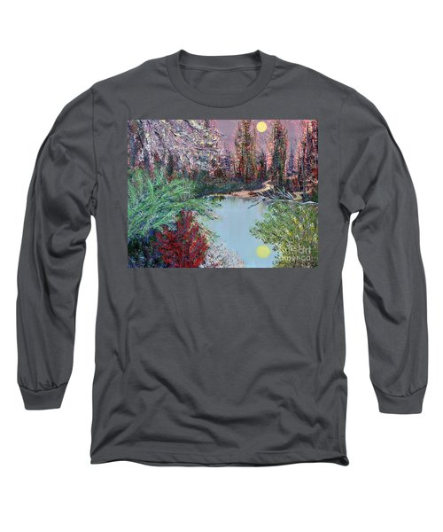 Lake Tranquility Long Sleeve T-Shirt