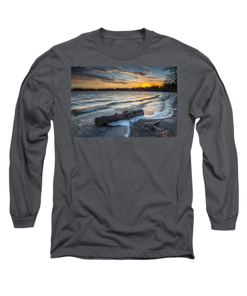 Lake Yankton Minnesota Long Sleeve T-Shirt