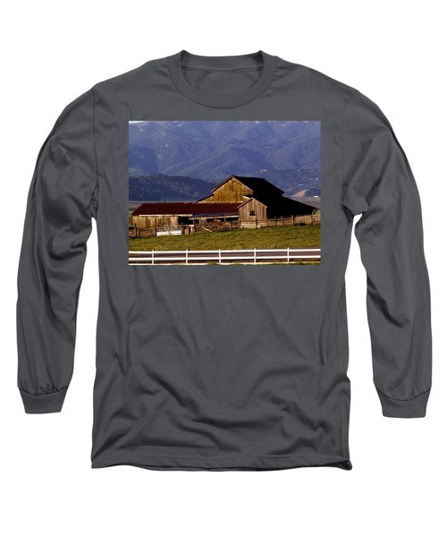 Lakeville Barn Long Sleeve T-Shirt