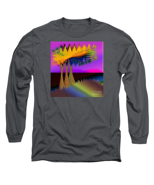 Land Escape Long Sleeve T-Shirt