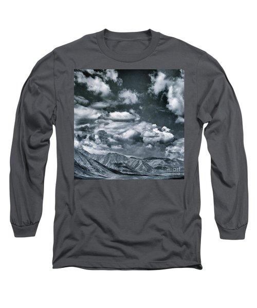Land Shapes 28 Long Sleeve T-Shirt