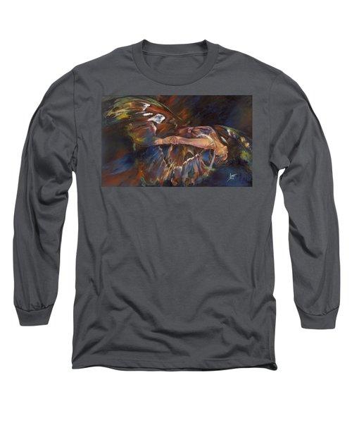 Last Flight Long Sleeve T-Shirt
