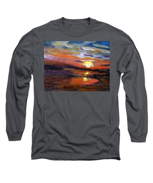 Last Sun Of Day Long Sleeve T-Shirt
