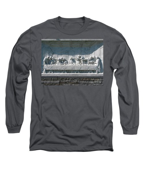 Long Sleeve T-Shirt featuring the photograph Last Supper by Greg Patzer