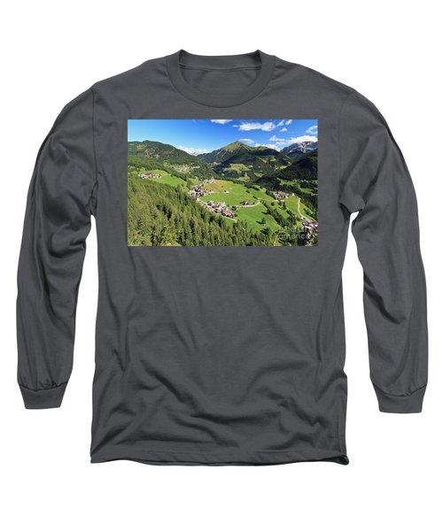 Laste - Val Cordevole Long Sleeve T-Shirt
