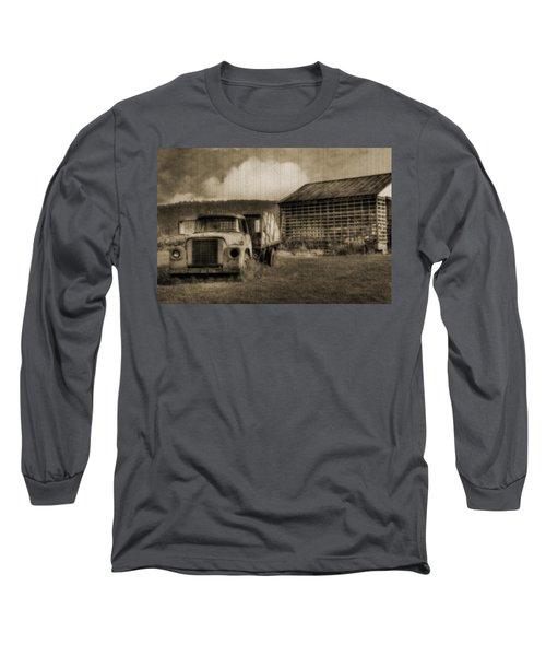 Latsha Lumber Company Long Sleeve T-Shirt