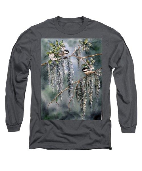 Laurel Meets Moss Long Sleeve T-Shirt