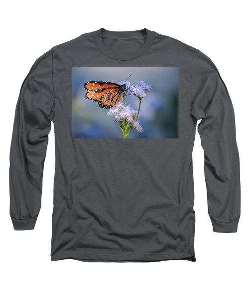 8x10 Metal - Queen Butterfly Long Sleeve T-Shirt