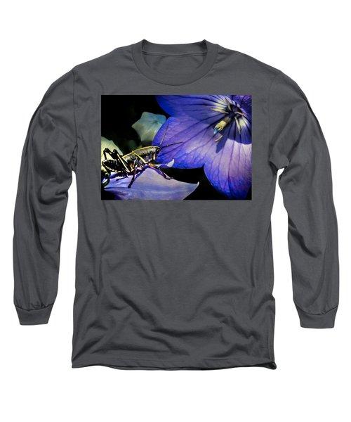 Contemplation Of A Pistil Long Sleeve T-Shirt