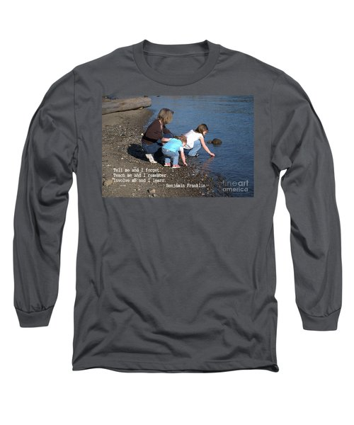 Learning Long Sleeve T-Shirt