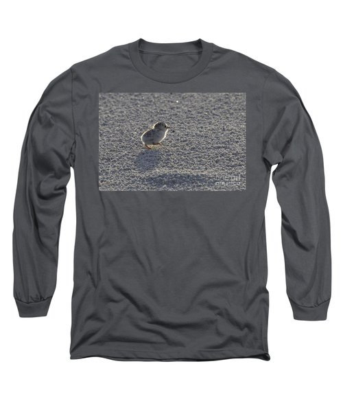 Least Tern Chick Long Sleeve T-Shirt