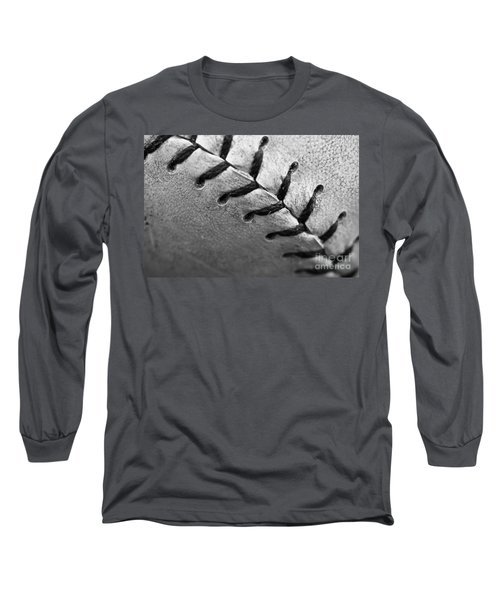 Leather Scars Long Sleeve T-Shirt