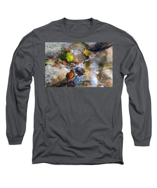 Leaves And Needles Long Sleeve T-Shirt