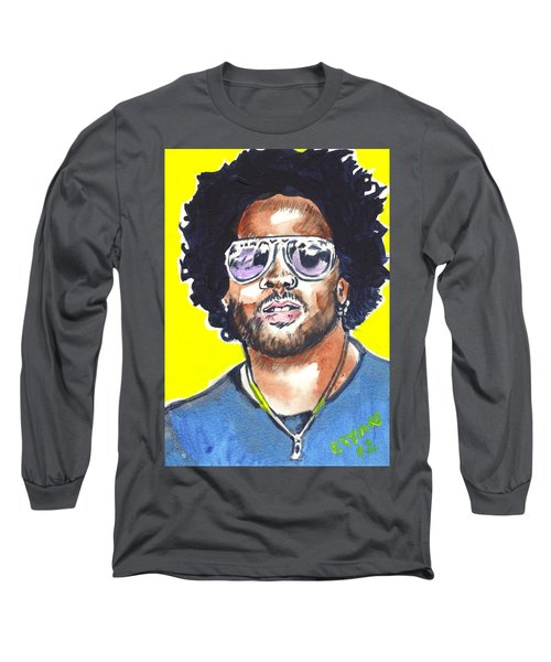 Lenny Kravitz Long Sleeve T-Shirt