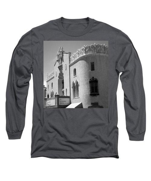 Lensic Bw Long Sleeve T-Shirt