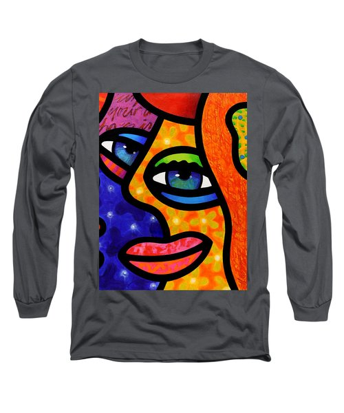 Let's Go Shopping Long Sleeve T-Shirt
