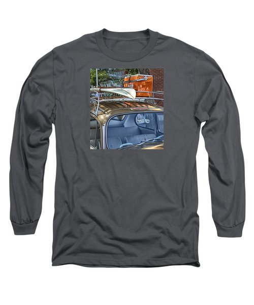 Let's Go Surfing Long Sleeve T-Shirt