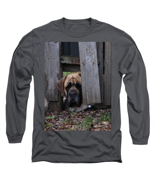 Lets Play Long Sleeve T-Shirt