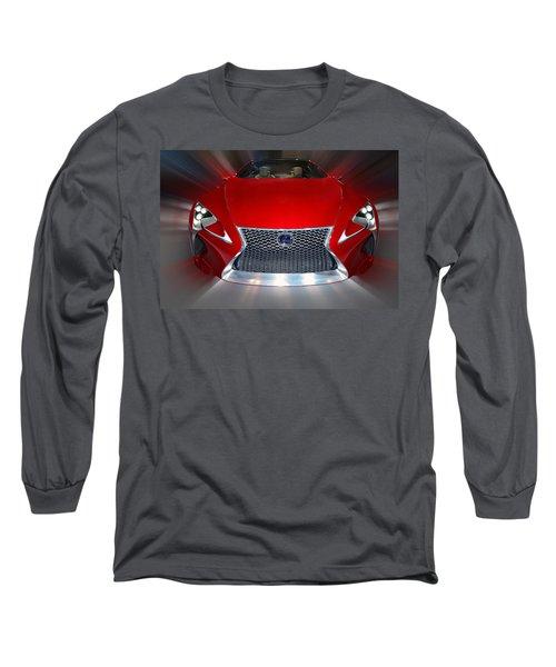 Lexus L F - L C Hybrid 2013 Long Sleeve T-Shirt