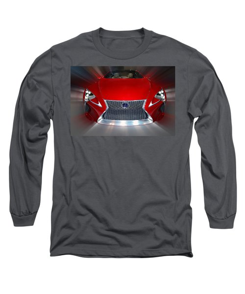 Lexus L F - L C Hybrid 2013 Long Sleeve T-Shirt