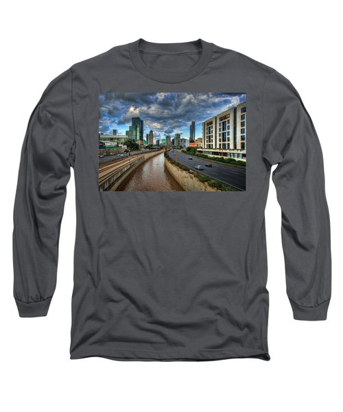 Long Sleeve T-Shirt featuring the photograph Life In The Fast Lane by Ronsho