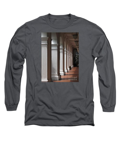 Light And Shadows Long Sleeve T-Shirt