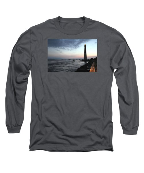 Light At Dawn Long Sleeve T-Shirt by David Jackson