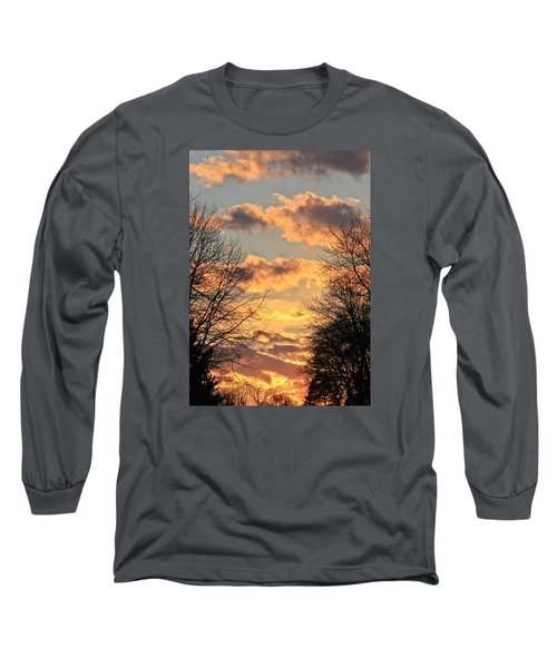 Long Sleeve T-Shirt featuring the photograph Light Catcher by Julie Andel