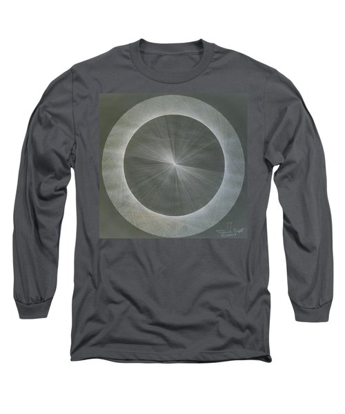 Light Is Pi  The Shape Of Pi Long Sleeve T-Shirt