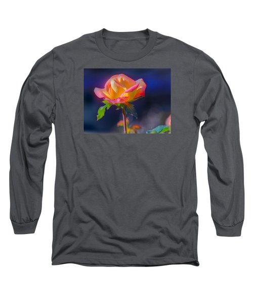 Flower 10 Long Sleeve T-Shirt