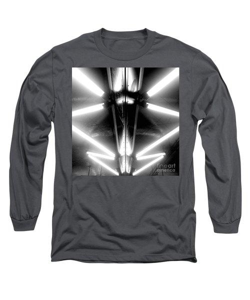 Light Sabers Long Sleeve T-Shirt by James Aiken