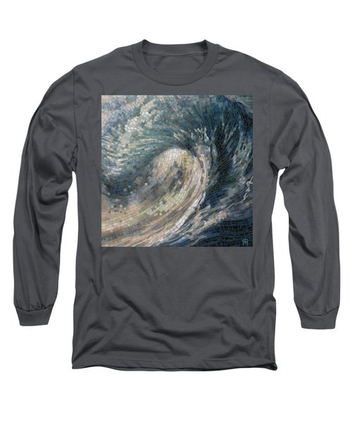 Light Wave  Long Sleeve T-Shirt