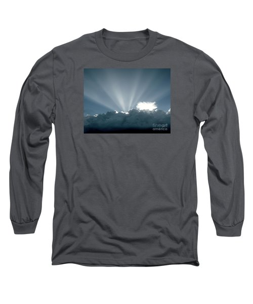 Lightplay Long Sleeve T-Shirt by Amar Sheow