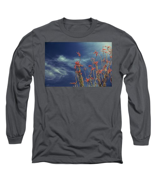 Like Flying Amongst The Clouds Long Sleeve T-Shirt