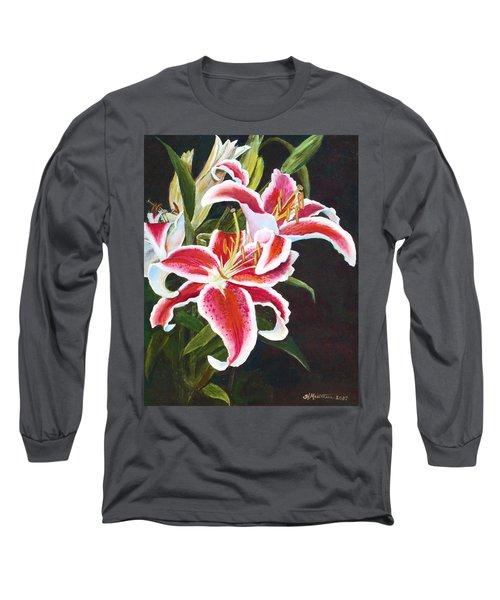 Lilli's Stargazers Long Sleeve T-Shirt by Harriett Masterson