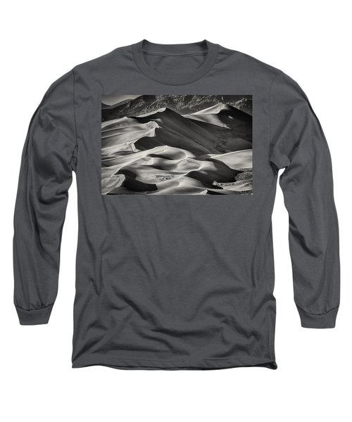 Lines And Shadows 2 Long Sleeve T-Shirt