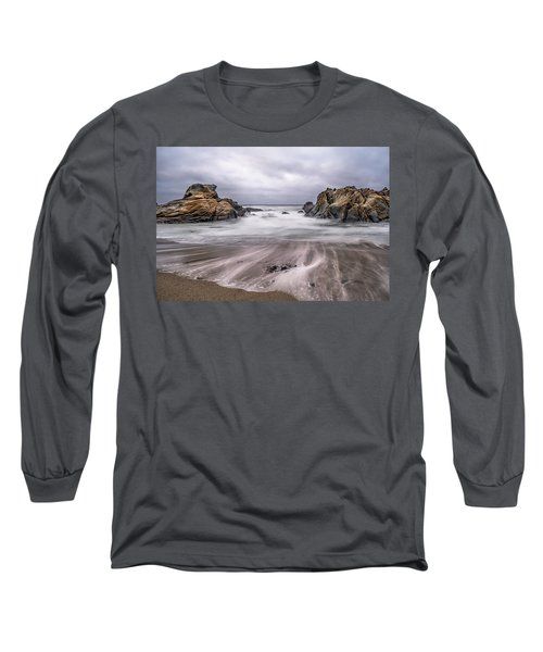 Lines In The Sand Long Sleeve T-Shirt