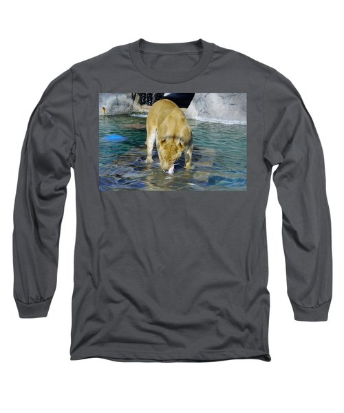Lion 3 Long Sleeve T-Shirt