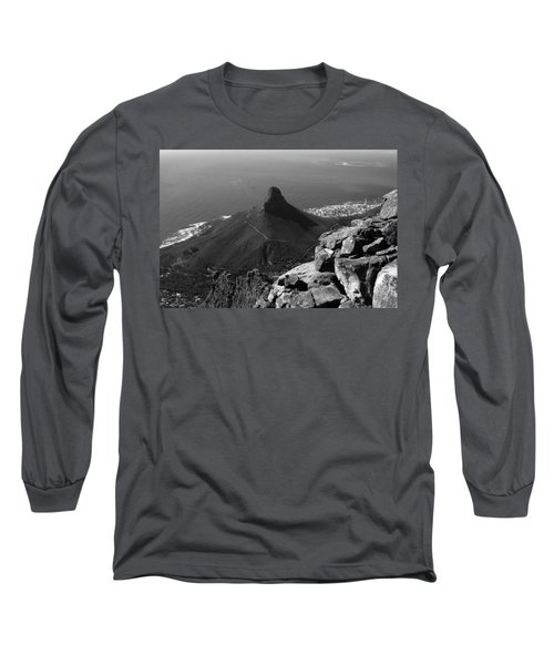 Lions Head - Cape Town - South Africa Long Sleeve T-Shirt