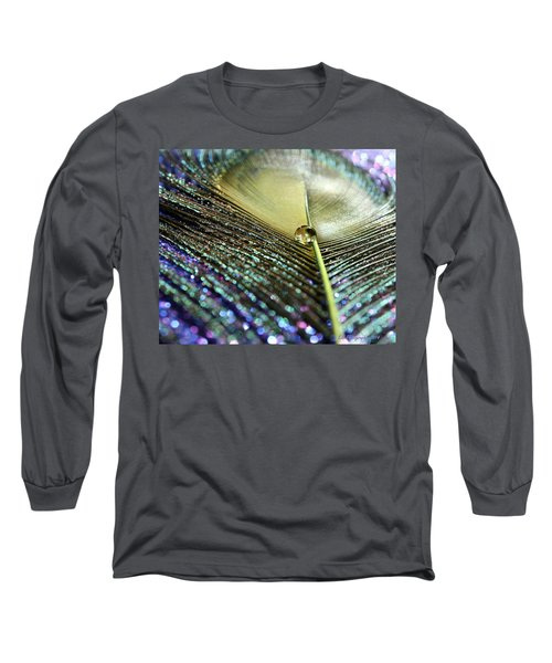 Liquid Reflection Long Sleeve T-Shirt