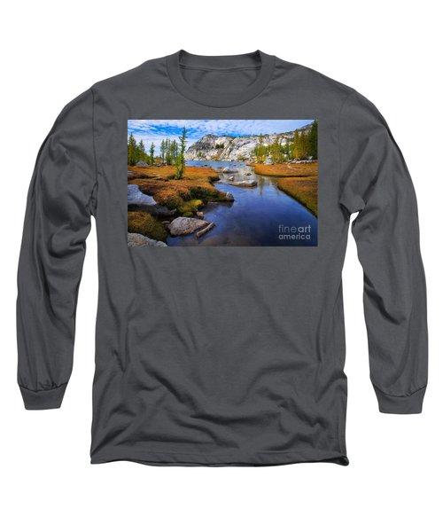 Little Annapurna Long Sleeve T-Shirt