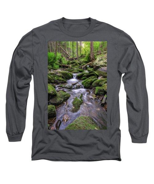 Little Bush Kill Long Sleeve T-Shirt