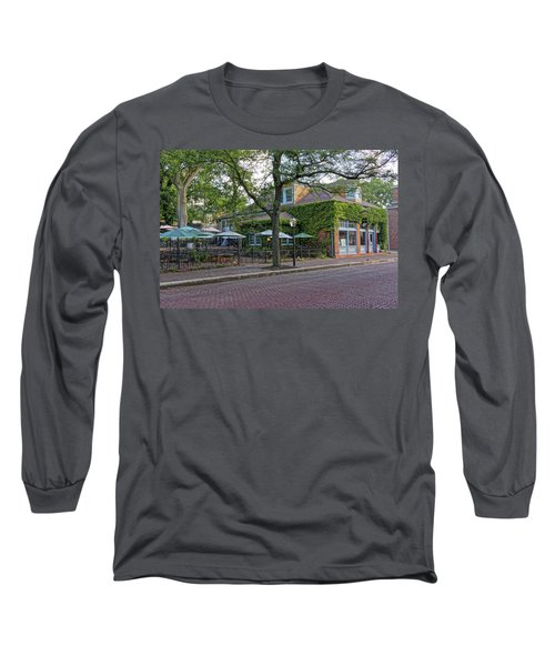 Little Hills Winery St Charles Mo Dsc00879  Long Sleeve T-Shirt by Greg Kluempers
