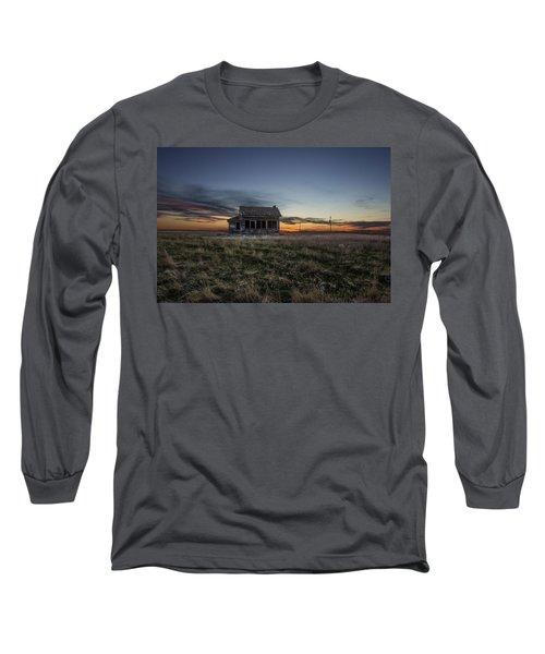Little House On The Prairie Long Sleeve T-Shirt