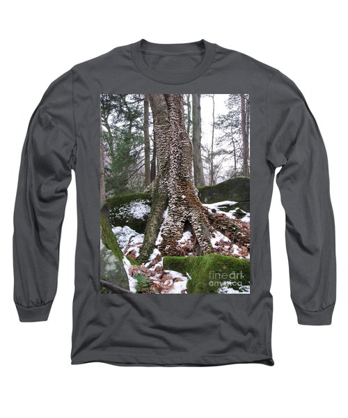 Living Together 2 Long Sleeve T-Shirt by Michael Krek